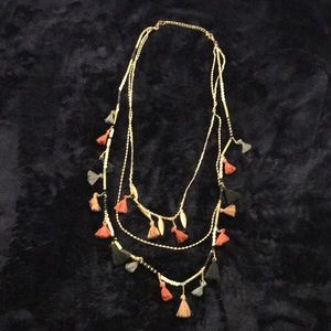 Jewelry - 3 strand fashion necklace
